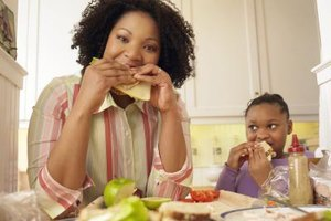 The Benefits of Eating Healthy Foods as a Child