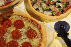 How to Make Pizza With Semolina Flour