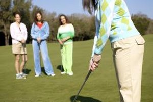 Fun Ladies Golf Games