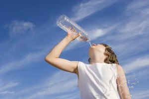 How Does Dehydration Affect Blood-Glucose Levels?