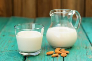 Carbohydrates & Almond Milk