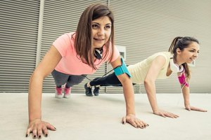 CrossFit Partner Workouts