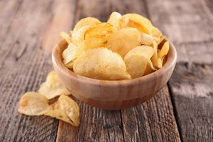 The Types of Fats Found in Potato Chips