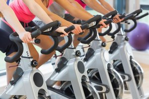 How to Calculate One Mile Riding on an Exercise Bike in…
