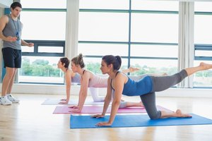 How Many Calories Are Burned in a Beginner Pilates Clas…