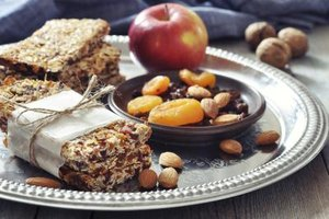 Protein Bars That Help You Gain Weight