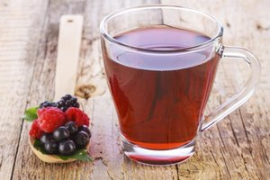 Blueberry Tea Benefits
