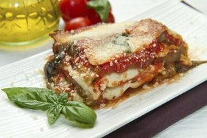 Eggplant Parmesan Nutritional Facts
