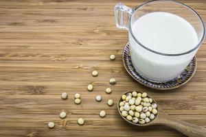 Can I Drink Soy Milk on Raw Food Diet?