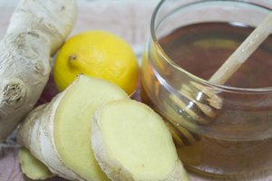 Ginger Root Tea for Diarrhea