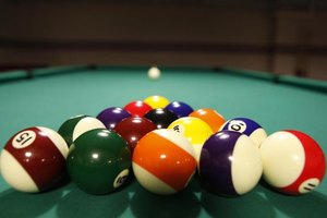 What Is the Proper Way to Rack Pool Balls?