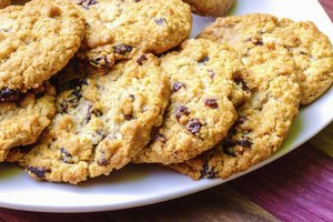 What Are the Health Benefits of Oatmeal Cookies?