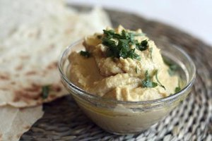 Nutritional Value of Hummus