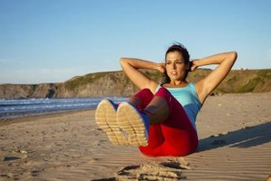 Easy Abdominal Exercises for Overweight People