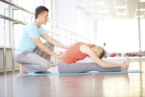 Pilates 4-Way Ab Stretch Fitness Guide