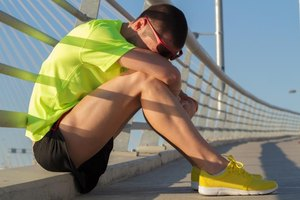 Does Abruptly Stopping Intense Exercise Cause Blood to …