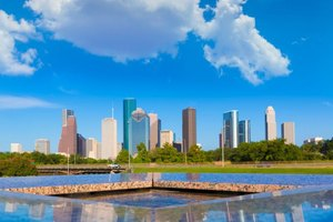 Lakes & Rivers in Houston, Texas