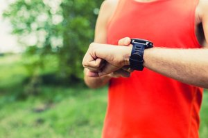 A Runner's Heart Rate