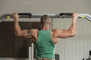 What Are Exercises for Back Fat?