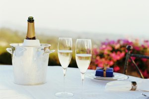 How Many Calories are in Sparkling Wine?