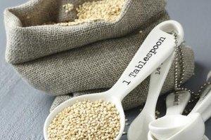 quinoa rice nutrition livestrong com