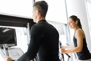 What Heart Monitors Work With the Precor Elliptical Mac…