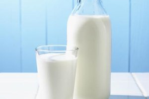 Nutrition Information of Milk Vs. Half-and-Half
