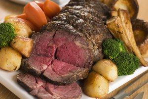 What Is an English Roast Cut of Meat?