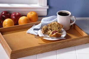 Nutritional Information for an Apple Bran Muffin From C…