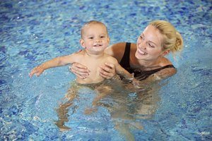 YMCA Toddler Swimming Classes