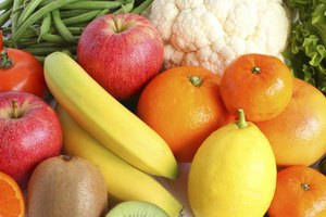Rapid Weight Loss by Eating Fruits & Veggies