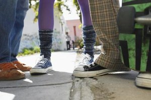 The Relation Between Height and Shoe Size in Adolescent…