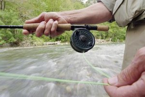 How to Set Up a Fishing Rod and Line
