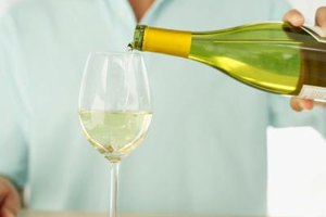 The Health Benefits of White Wine
