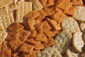 Crackers Made With Red Pepper & Italian Dressing Mix & …