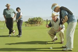What Is a  Mixed Foursome in Golf?