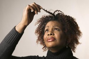 Damaged Hair Care for the Black Woman