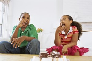 How Does Junk Food Affect Developing Teens?