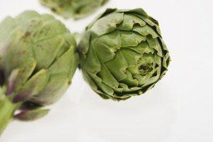 What Vitamins or Minerals Are in Artichokes?