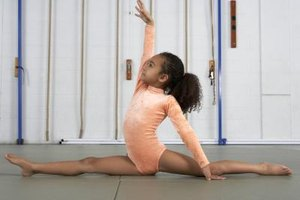 How to Do a Split for Beginners for Kids