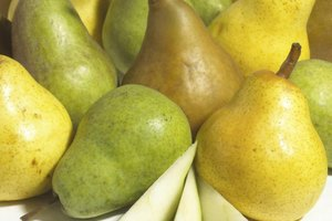 How Healthy Is Pear Juice?