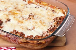 How to Reheat Frozen Lasagna