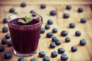Health Benefits of Blueberry Juice