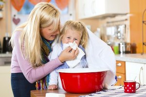 Home Remedies for Chest Congestion in Toddlers
