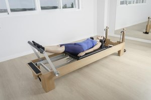 List of Pilates Reformer Exercises