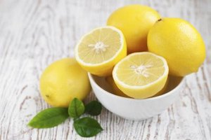 Does Eating Lemons Burn Fat?