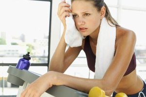 Do Physically Fit Women Sweat More?