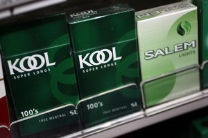 What Are the Effects of Smoking Menthol Cigarettes?