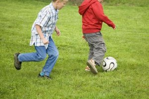 Soccer Drills for 3-5 Year Olds