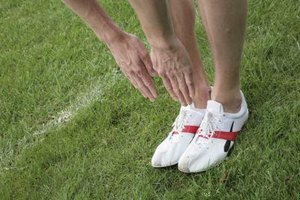 Exercises for a Bruised Achilles Tendon